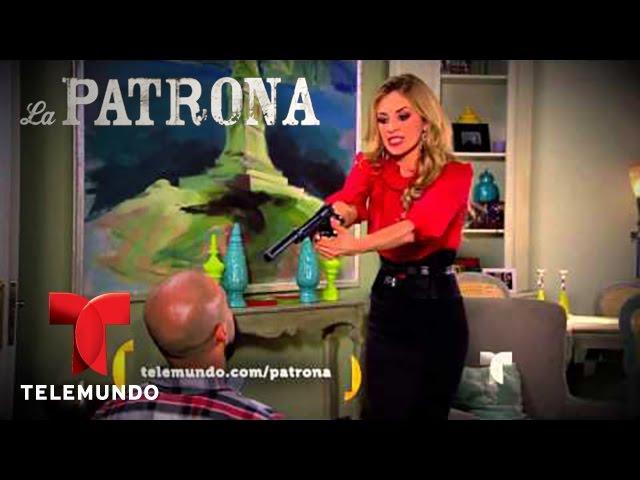 La Patrona / Avance Cap 124 / Telemundo