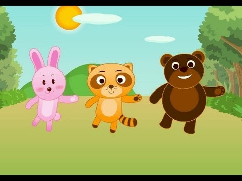 Muffin Songs - ABC Song | nursery rhymes & children songs with lyrics