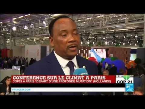Mahamadou Issoufou- Président Du Niger :