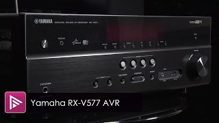 Yamaha RX V577 AV Receiver Review