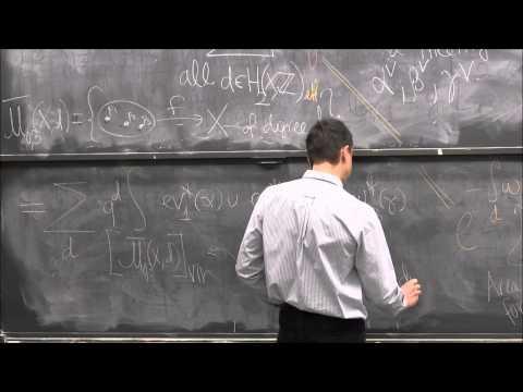 Andrei Okounkov - Quantum Groups and Quantum Cohomology