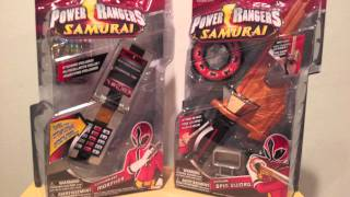 Rangerlog January 2012 - Samurai On Clearance, Bullzord, & Gigazord!