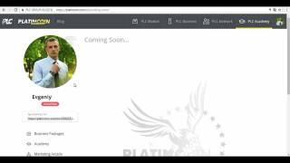 PLC Group PlatinCoin Регистрация в Platincoin  Реферальная ссылка Platincoin  ВНЕ ФОРМАТА