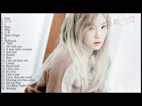 Download The best songs of Kim TaeYeon - SNSD Mp4 baru