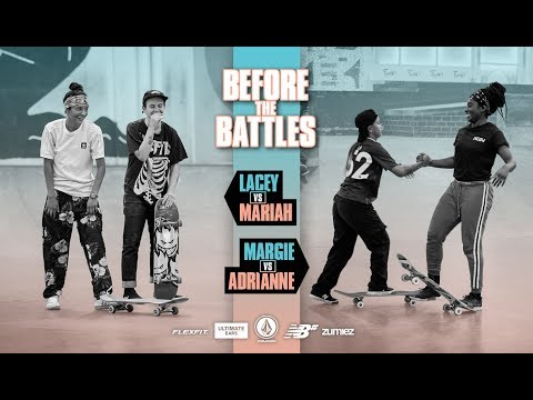 Before The Battles: Lacey vs. Mariah & Margie vs. Adrianne | WBATB