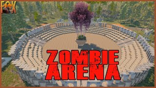 The Zombie Arena Event! Let's kill us some zombies :D