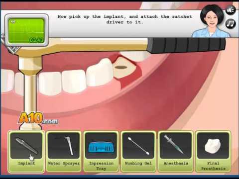 Operate Now Dental Surgery walkthrough