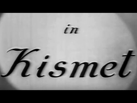 Kismet - 1943 Version