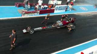 Kin Bates Jr in Bates Brothers Nitro Dragster