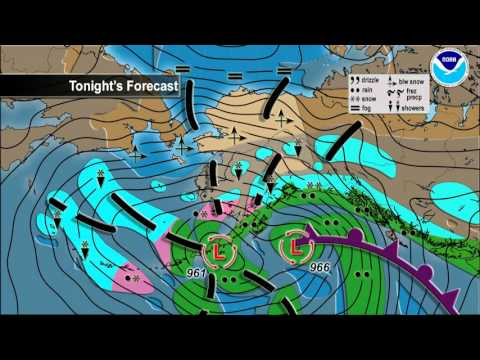 February 03, 2016 Alaska Weather Daily Briefing