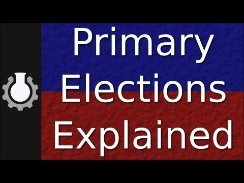 Primary Elections Explained