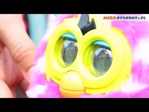 Polka Dots / Sunny - Furby Boom Różowy w Kropki - Hasbro - www.MegaDyskont.pl