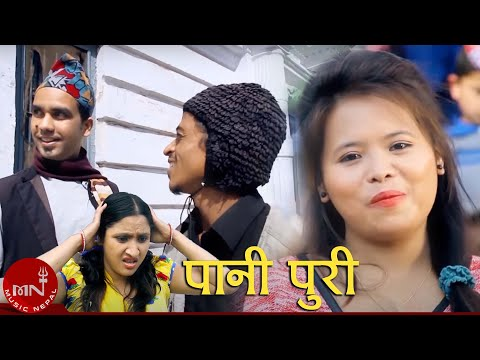 New Superhit Comedy Meri Bassai Group Full Video Pani Puri by Muna Thapa Magar & Ganga Pun HD