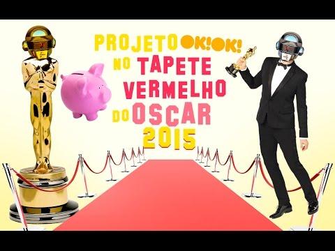 Ok!ok! No Oscar 2015 : Doe 10 Reais video