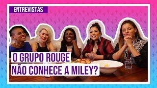 Ouça Rouge canta Camila Cabello e Anitta