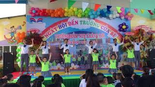 Múa Vui đến trường - MN Khánh Hội