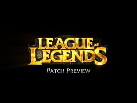 League of Legends - Jayce Patch Preview Music Videos