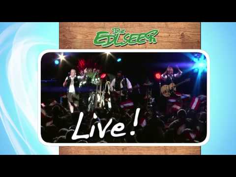 Die Edlseer LIVE! Neue CD