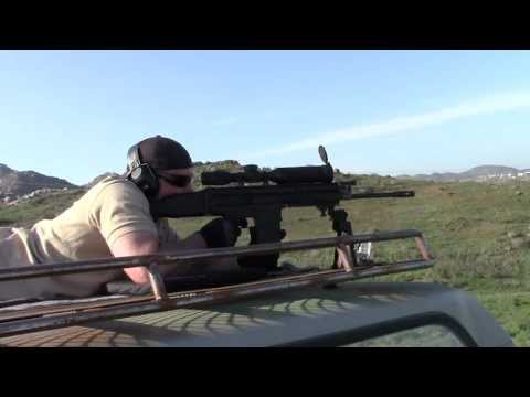 FN SCAR 17 vs. MEGA AR-10: .308 Shootout @ 600 Yards (Review / Field Test)