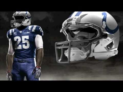 New NFL 2012 Uniforms