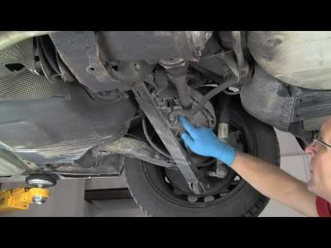 Part 3 of 3: Maintenance Inspection for BMWs & MINIs - Under the Car. Rear and Brakes - BavAuto DIY