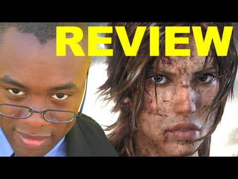 TOMB RAIDER REBORN REVIEW (2013) - Black Nerd Reviews