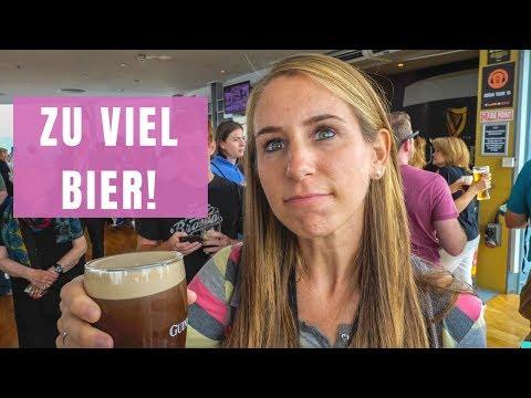 Gefängnisbesichtigung und zu viel Bier!? • Temple Bar • Dublin   VLOG #372
