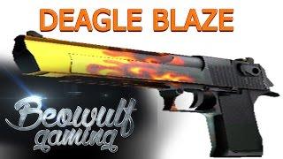 CS:GO | Deagle Blaze Gameplay