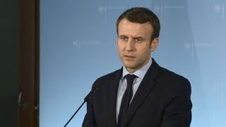 Macron addresses Yellow Vests crisis Full statement