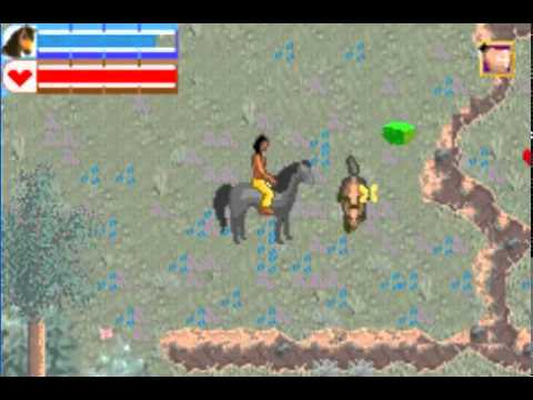 Spirit: Stallion of the Cimarron GBA Part 1 - The Prairie