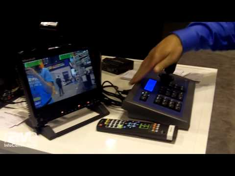 InfoComm 2015: Marshall Electronics Introduces CV620 PTZ Camera