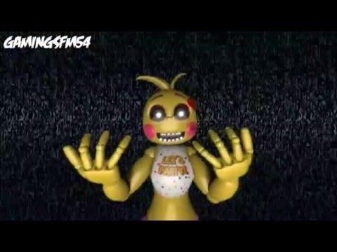 NOTICE ME SENPAI (Five Nights At Freddy's sfm animation)
