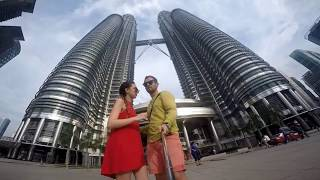 Kuala Lumpur, intense days in the tropical metropolis