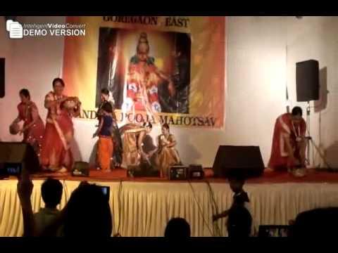 mukunda mukunda 2013 by shree ayyapa seva sangham goregaon east...