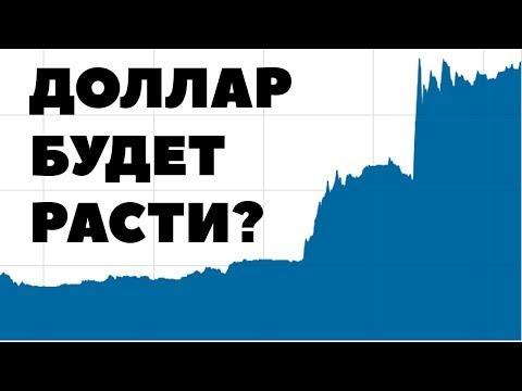 Доллар будет расти или падать в 2018