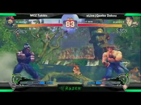 SS2K12 AE2012: Tokido (Akuma) vs Dakou (Ryu) - Day 2 (Losers Final Match)
