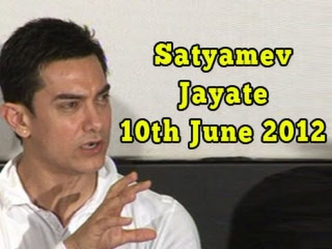 Satyamev Jayate - Persons with Disabilities - 10th June 2012