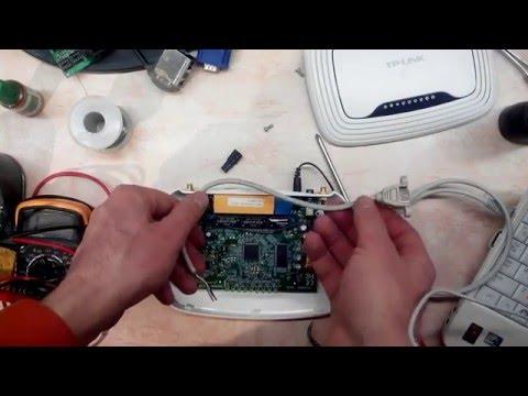 Расширяем функциональность роутера на примере TP-Link TL-WR841ND