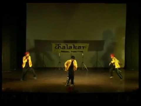 DANCE.......   HIP HOP..........LEKE  PEHLA  PEHLA  PYAR...