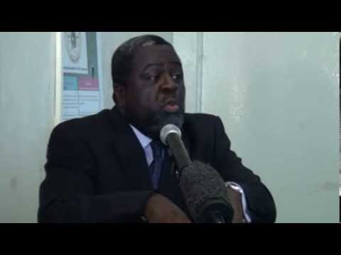 MINISTER BROWNE SHOOTS POLITICAL CORRUPTION