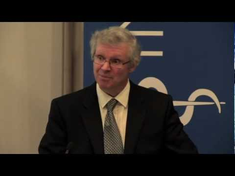 """""""Improving Healthcare Quality: Lessons from across the Globe"""" Lord Nigel Crisp, former NHS CEO"""