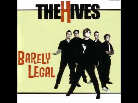 Hives - Hail Hail Spit N Drool