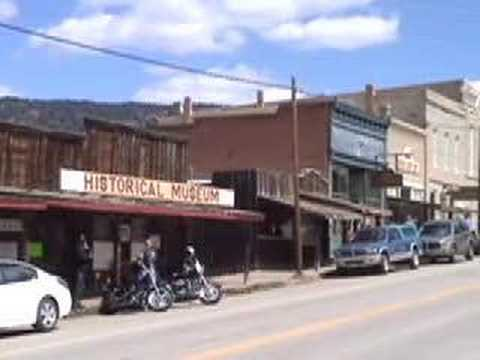 Trip to authentic Virginia City Montana
