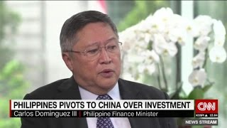 Philippines pivots to China
