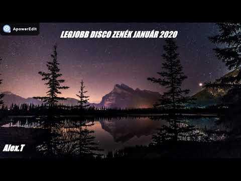 LEGJOBB DISCO ZENÉK JANUÁR 2020! By:Alex.T