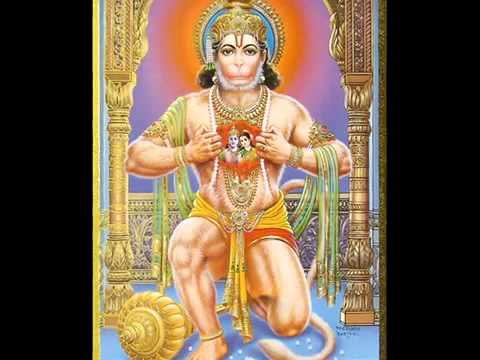 Hanuman Chalisa- Lata Mangeshkar (uploaded by KARAN CHHABRA)....