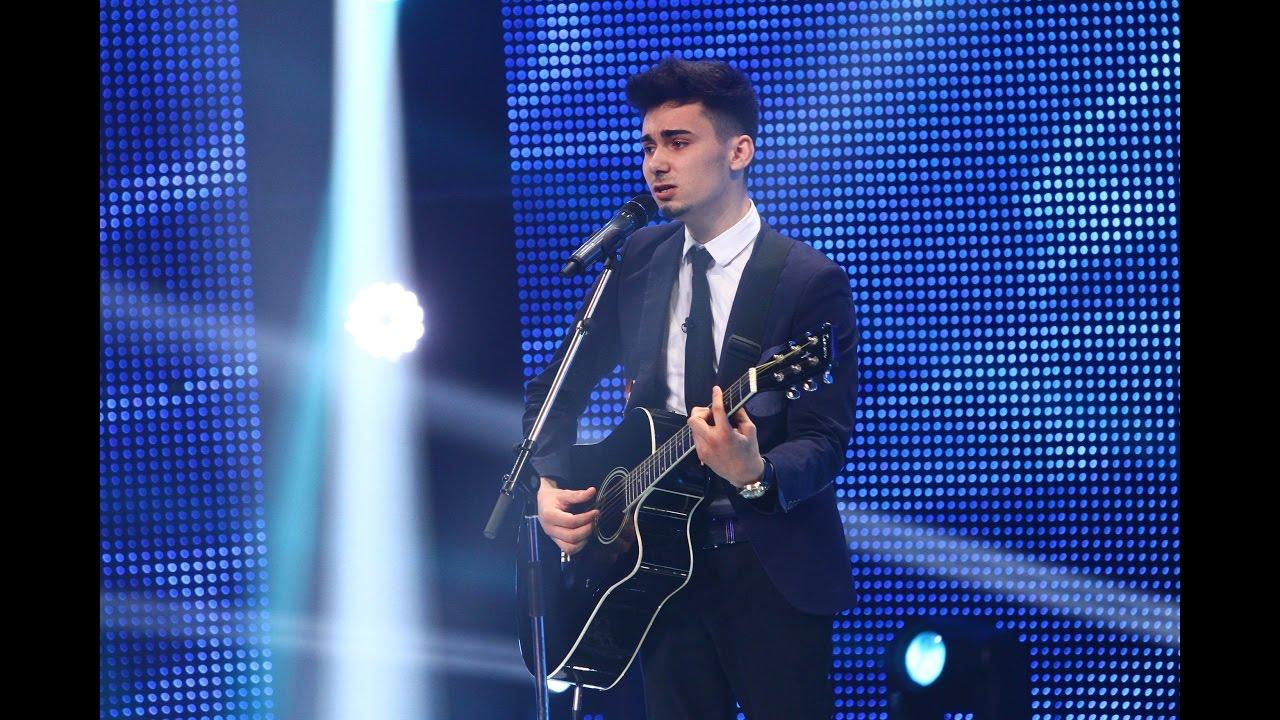 """Michael Buble - """"Feeling Good"""". Vezi aici cum cântă Radu Duminică la X Factor!"""