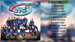 Banda MS Que Bendicion!!! Álbum  2016