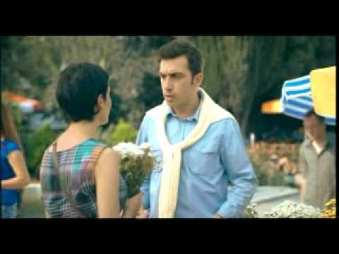 Erdem Yener - Avea Çiçekçi Reklamı