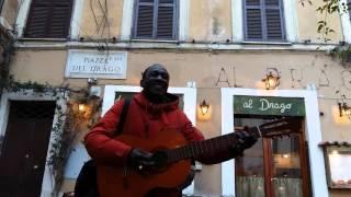 Pape da Senegal: un cantautore a Trastevere